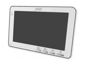 Видеодомофон j2000-df-кристина схема подключения